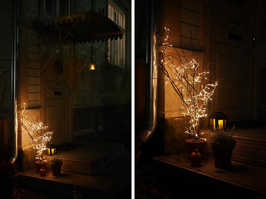 tuulinenpaiva-fi-jouluvalot-illalla-lokakuussa