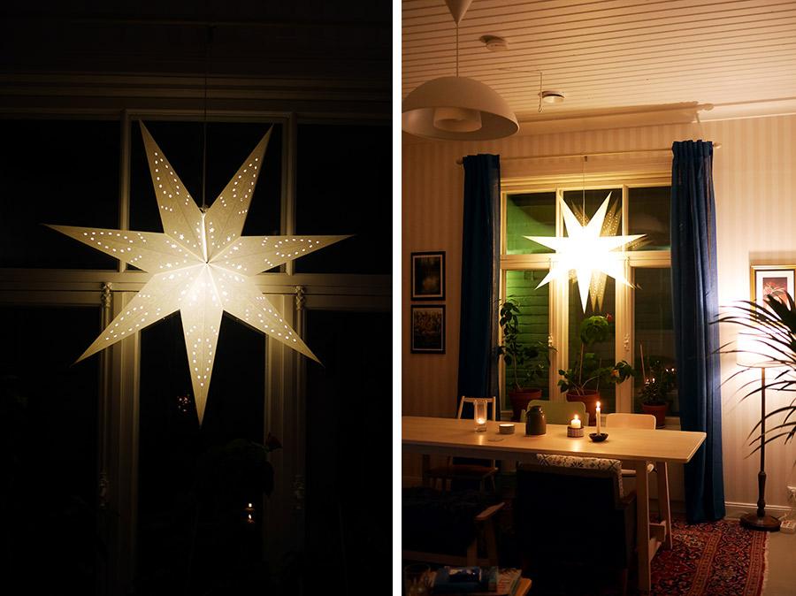 tuulinenpaiva-fi-joulutahti-olohuoneen-ikkunassa